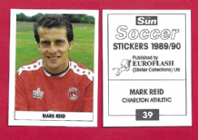 Charlton Athletic Mark Reid 39